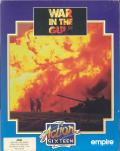 War in the Gulf Amiga Front Cover