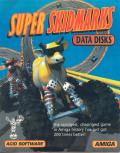 Super Skidmarks Data Disks Amiga Front Cover