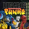 Dungeon Punks PlayStation 4 Front Cover