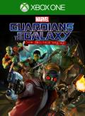 Marvel's Guardians of the Galaxy: The Telltale Series Xbox One Front Cover 1st version
