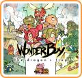 Wonder Boy: The Dragon's Trap Nintendo Switch Front Cover 1st version