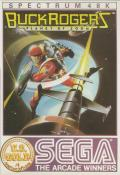 Buck Rogers: Planet of Zoom ZX Spectrum Front Cover