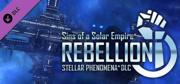 Sins of a Solar Empire: Rebellion - Stellar Phenomena Windows Front Cover