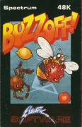 Buzz Off! ZX Spectrum Front Cover