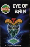 Eye of Bain ZX Spectrum Front Cover