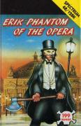 Erik: Phantom of the Opera ZX Spectrum Front Cover