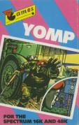 Yomp ZX Spectrum Front Cover
