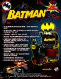 Batman Arcade Front Cover