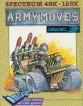 Army Moves ZX Spectrum Front Cover