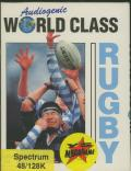 World Class Rugby ZX Spectrum Front Cover