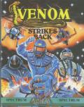 VENOM Strikes Back ZX Spectrum Front Cover