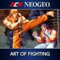 Art of Fighting PlayStation 4 Front Cover