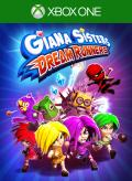Giana Sisters: Dream Runners Xbox One Front Cover 1st version