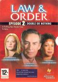 Law & Order II: Double or Nothing Windows Front Cover
