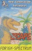 Escape ZX Spectrum Front Cover