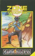 Zone Trooper ZX Spectrum Front Cover
