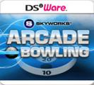 Arcade Bowling Nintendo DSi Front Cover