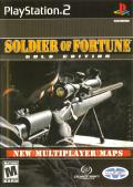 Soldier of Fortune: Gold Edition PlayStation 2 Front Cover