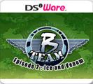 B Team: Episode 2 - Ice & Venom Nintendo DSi Front Cover