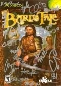 The Bard's Tale Xbox Front Cover Signed by the developers