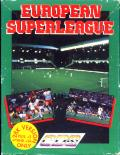 European Superleague ZX Spectrum Front Cover