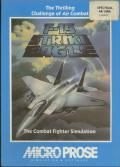 F-15 Strike Eagle ZX Spectrum Front Cover