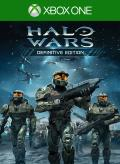 Halo Wars: Definitive Edition Xbox One Front Cover 1st version