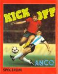 Kick Off ZX Spectrum Front Cover