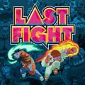 LastFight PlayStation 4 Front Cover