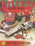 Killed Until Dead ZX Spectrum Front Cover