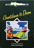 Countdown to Doom Electron Front Cover