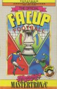 F.A. Cup Football Amstrad CPC Front Cover
