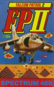 Falcon Patrol II ZX Spectrum Front Cover