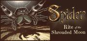 Spider: Rite of the Shrouded Moon Linux Front Cover