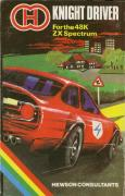 Knight Driver ZX Spectrum Front Cover