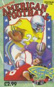Fantastic American Football ZX Spectrum Front Cover