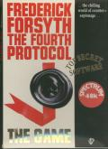The Fourth Protocol ZX Spectrum Front Cover