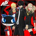 Persona 5: Persona 4 Costume & BGM Special Set PlayStation 3 Front Cover