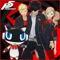 Persona 5: Persona 3 Costume & BGM Special Set PlayStation 3 Front Cover