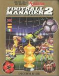 Football Manager 2 ZX Spectrum Front Cover
