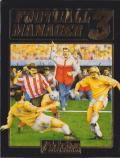 Football Manager 3 ZX Spectrum Front Cover