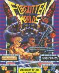 Forgotten Worlds ZX Spectrum Front Cover