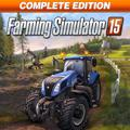 Farming Simulator 15: Complete Edition PlayStation 4 Front Cover