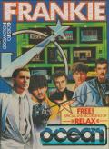 Frankie Goes to Hollywood ZX Spectrum Front Cover