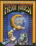 Freddy Hardest ZX Spectrum Front Cover