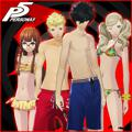 Persona 5: Swimsuit Set PlayStation 3 Front Cover