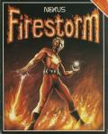 Firestorm ZX Spectrum Front Cover