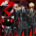Persona 5: Persona 4 Arena Ultimax Costume & BGM Special Set PlayStation 3 Front Cover
