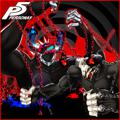 Persona 5: Asterius & Asterius Picaro Set PlayStation 3 Front Cover