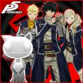 Persona 5: Shin Megami Tensei IV Costume & BGM Special Set PlayStation 3 Front Cover